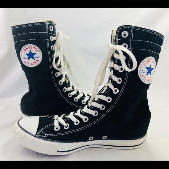 94e48ca8ecd Converse Shoes - Converse Chuck Taylor XHi Top Black Shoes Sneaker